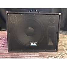Seismic Audio SM-15M Unpowered Monitor