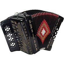 SofiaMari SM-3412 34-Button 12-Bass Accordion GCF