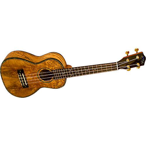Lanikai SM-CE Limited Edition Spalted Mango Concert Acoustic-Electric Ukulele-thumbnail
