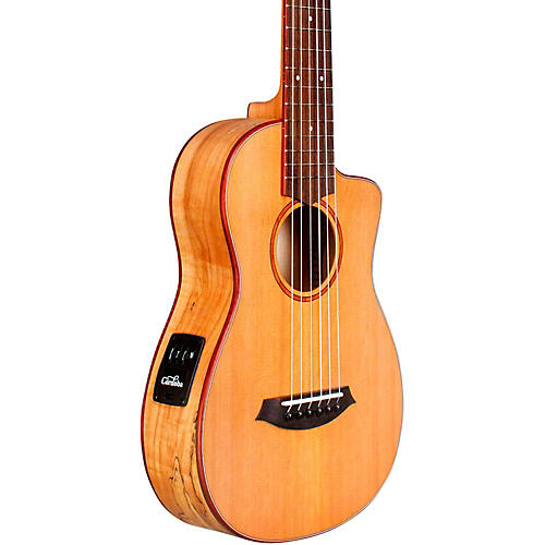 Cordoba SM-CE Mini Classical Acoustic Guitar Natural