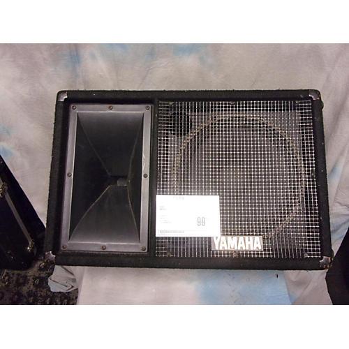 Yamaha SM121V Black Unpowered Speaker Black