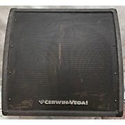 Cerwin-Vega SM122 Unpowered Speaker