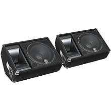 Yamaha SM15V Speaker Pair