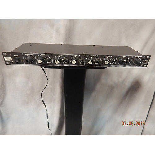 Rane SM26B Unpowered Mixer-thumbnail