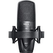 Shure SM27 Large Diaphragm Cond Mic with Shockmount and Bag