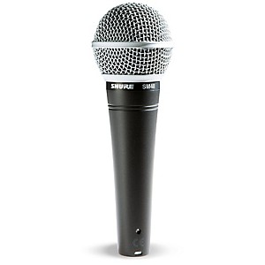 Shure SM48-LC Vocal Microphone by Shure