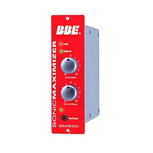 BBE SM500 500 Series Single-Channel Sonic Maximizer by BBE