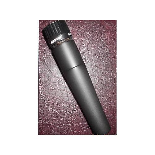 Shure SM57LC Black Dynamic Microphone-thumbnail