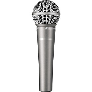 Shure SM58-50A 50th Anniversary Edition Vocal Microphone by Shure
