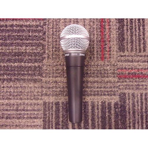 Shure SM58 Dynamic Microphone-thumbnail