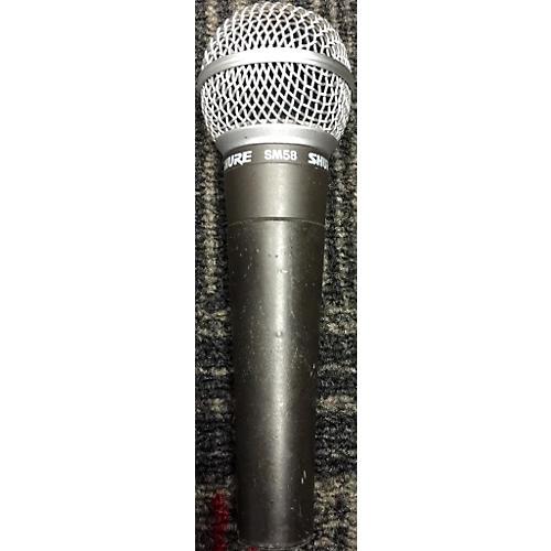 Shure SM58-LC Dynamic Microphone