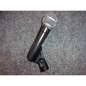 used shure sm58lc dynamic microphone guitar center. Black Bedroom Furniture Sets. Home Design Ideas