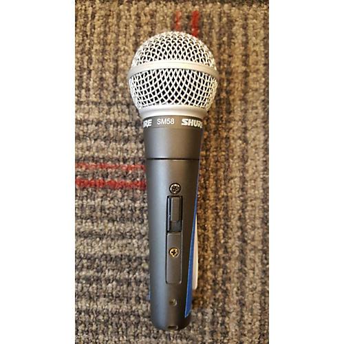 Shure SM58S Dynamic Microphone-thumbnail