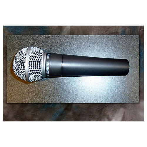 Shure SM58S Dynamic Microphone