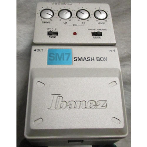 Digitech SM7 SMASH BOX Effect Pedal