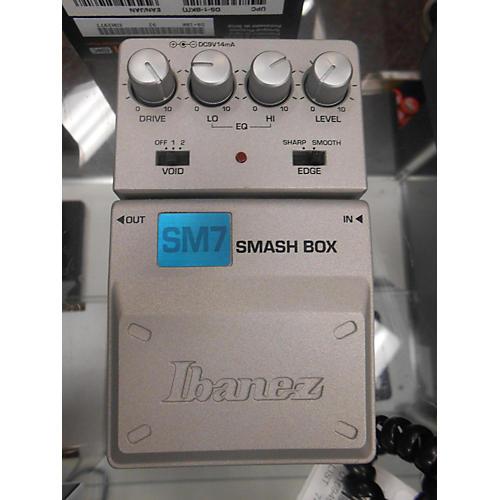 Ibanez SM7 SMASH BOX Effect Pedal
