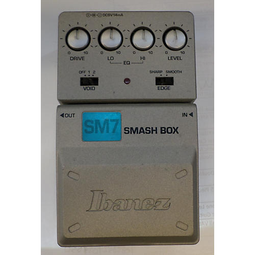 Ibanez SM7 Smash Box Effect Pedal