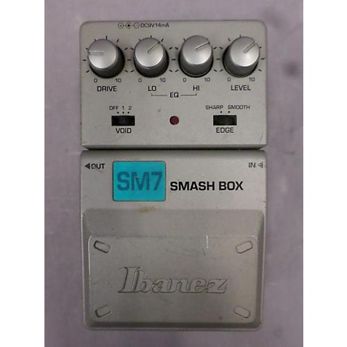 Ibanez SM7 Smashbox Effect Pedal