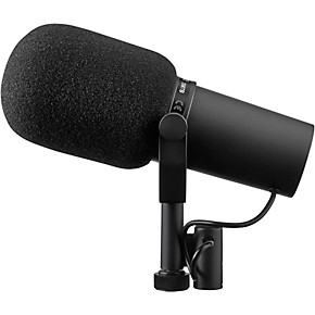 shure sm7b microphone with switchable response guitar center. Black Bedroom Furniture Sets. Home Design Ideas