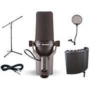 Shure SM7B VS1 Stand Pop Filter and Cable Kit