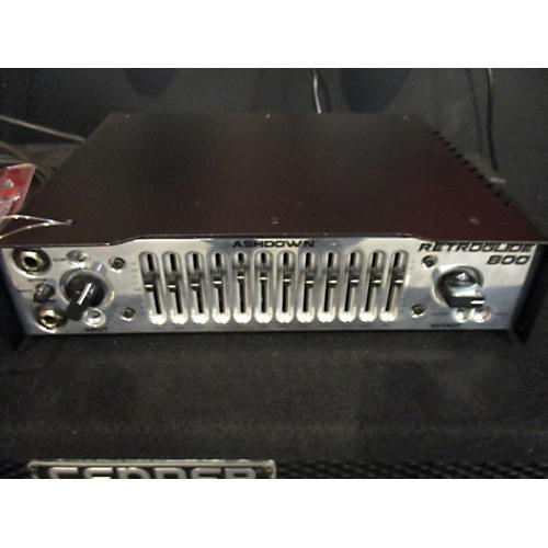 Ashdown SM800 Bass Amp Head