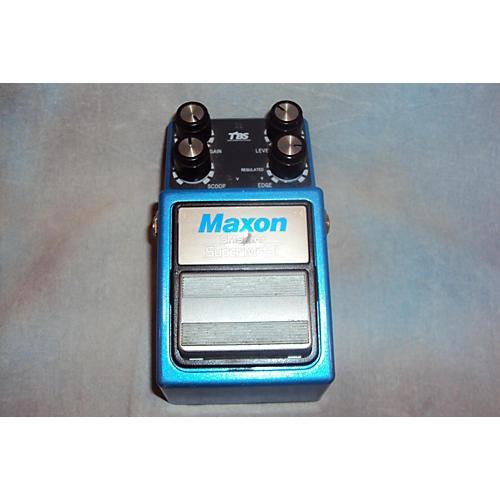 Maxon SM9 Pro+ Super Metal Effect Pedal Blue