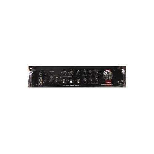 SWR SM900 900W Bass Amp Head-thumbnail