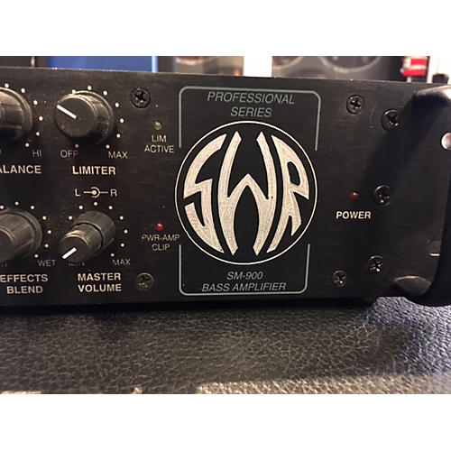 SWR SM900 Bass Amp Head