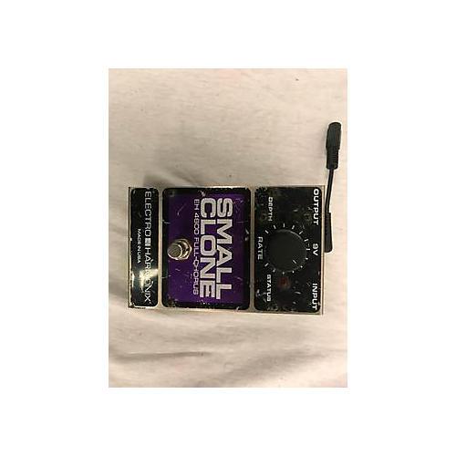 Electro-Harmonix SMALL CLONE EH 4600 FULL-CHORUS Effect Pedal