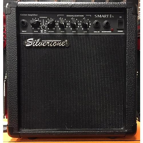 Silvertone SMART IIS Guitar Combo Amp