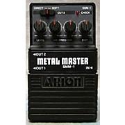 Arion SMM-1 METAL MASTER Effect Pedal