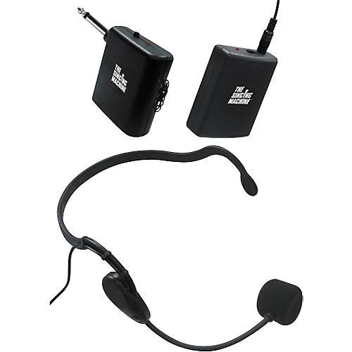 The Singing Machine SMM-112 VHF Headset Wireless System