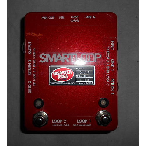 Disaster Area Designs SMP Pedal