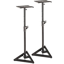 On-Stage Stands SMS6000-P Near-Field Monitor Stand (Pair)