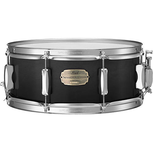 Pearl SMX-1455S Session Custom Maple Snare Drum-thumbnail