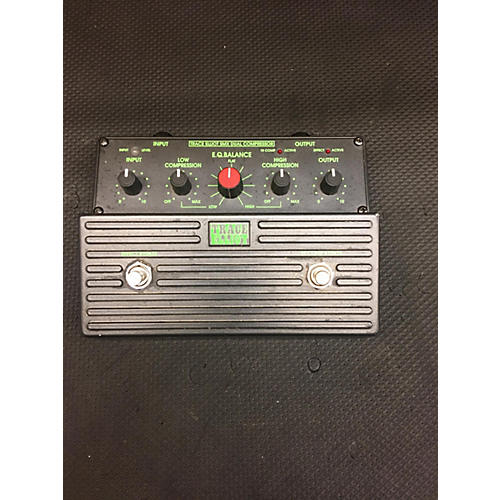 Trace Elliot SMX DUAL COMPRESSOR Effect Pedal