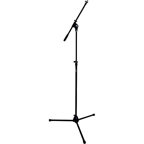 Peak Music Stands SMZ-20 Tripod Mic Stand Zinc Base and Telescoping Boom-thumbnail