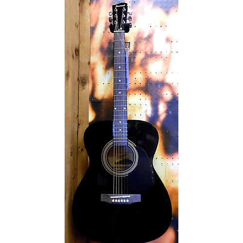 Savannah SO-SGO-10E 000 Acoustic Guitar-thumbnail