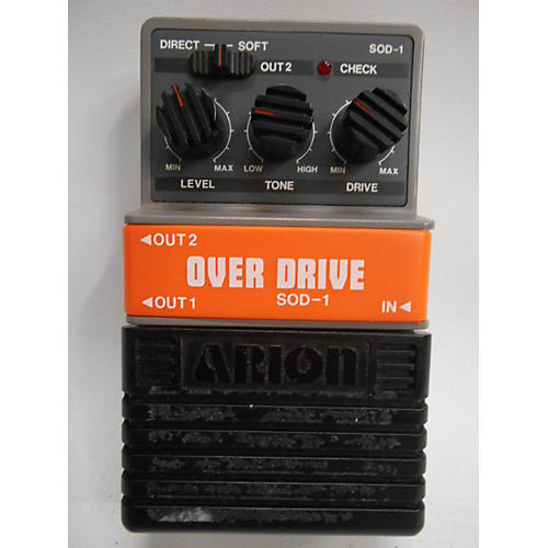 Arion SOD-1 Effect Pedal