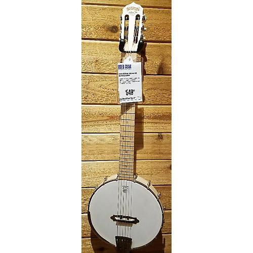 used deering solana six banjo guitar center. Black Bedroom Furniture Sets. Home Design Ideas