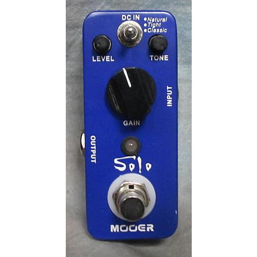 Mooer SOLO Effect Pedal-thumbnail