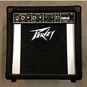 Peavey SOLO PORTABLE SOUND SYSTEM Guitar Combo Amp