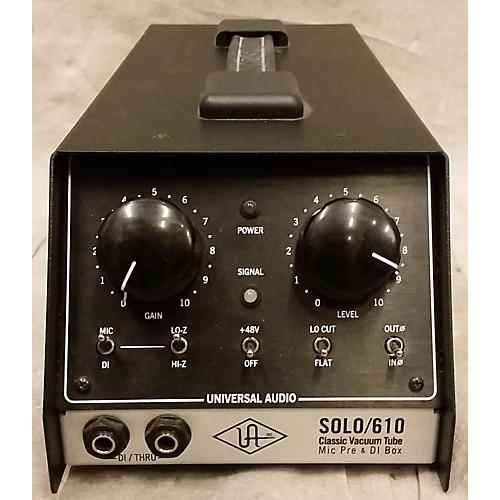 Universal Audio SOLO610 Direct Box-thumbnail