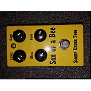 Stomp Under Foot SON OF A BEE Effect Pedal
