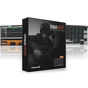 Cakewalk SONAR Artist Upgrade from Home Studio by Cakewalk