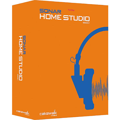 Cakewalk SONAR Home Studio 7 Recording Software