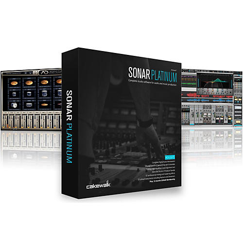 Cakewalk SONAR Platinum On-Demand