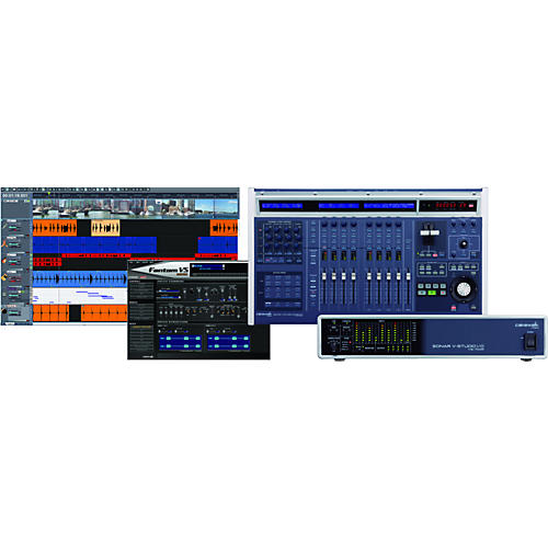 Cakewalk SONAR V-Studio 700 Music Production System - Hardware/Software Bundle