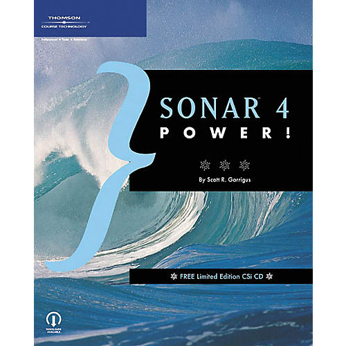 Course Technology PTR SONAR4 Power! Book-thumbnail