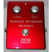 BBE SONIC MAXIMIZER Pedal